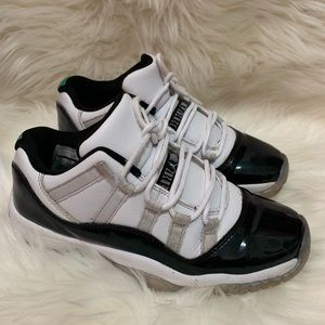 Pre-owned Jordan 11 Retro Low Iridescent